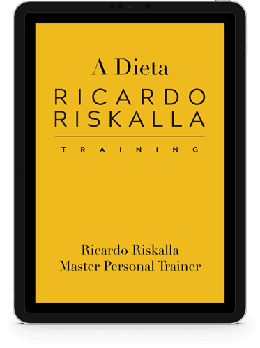 Ricardo Riskalla Training Diet ebook portuguese