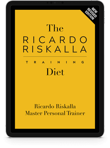 Ricardo Riskalla Training Diet ebook